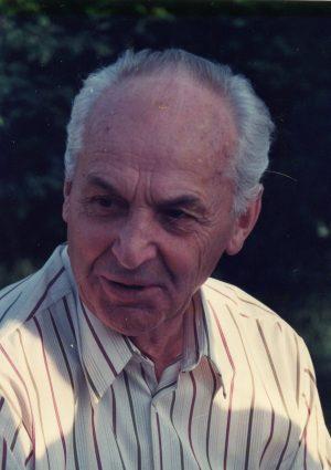 Portrait von Helmut Amann