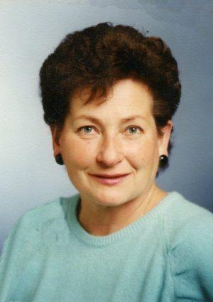 Portrait von Marianne Amann