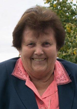 Portrait von Bertha Kaufmann