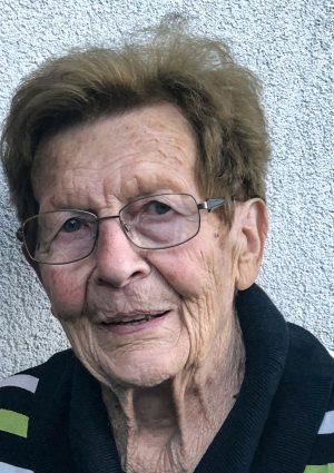 Portrait von Ilse Bickel