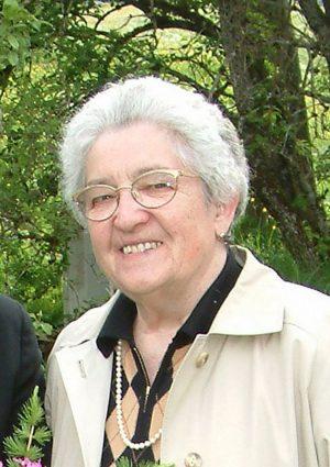 Portrait von Maria Bonetti