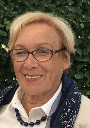 Portrait von Burtscher Erika