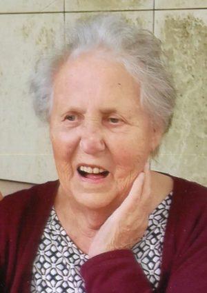 Portrait von Hilda Burtscher