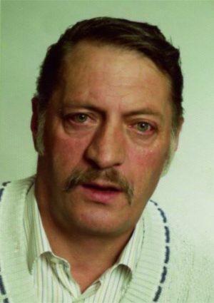 Portrait von Fritz Domig