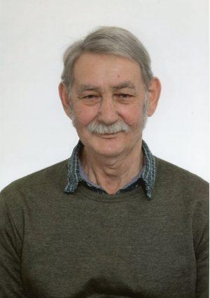 Portrait von Ernst Welte