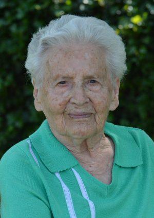 Portrait von Elfriede Gambs