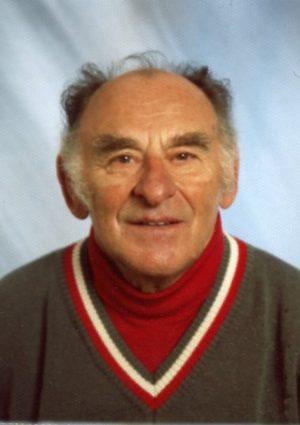 Portrait von Ernst Ott