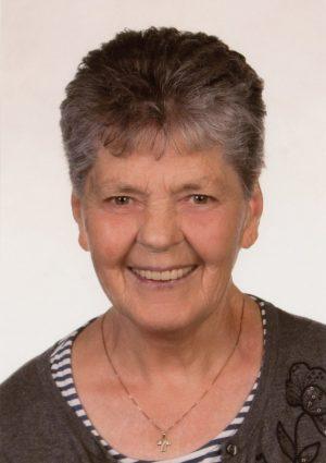 """Portrait von Gertrud """"Traudi"""" Rützler"""