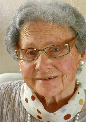 Portrait von Bernadette Werle